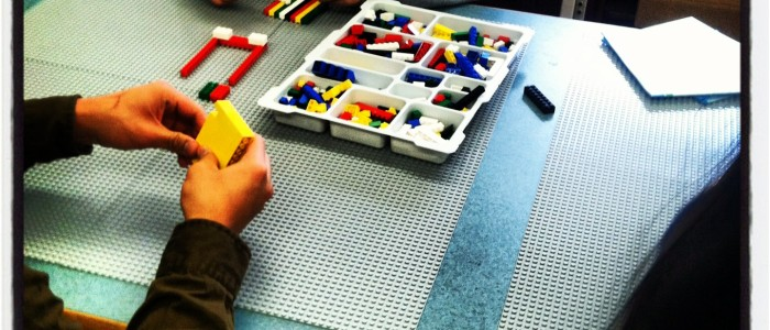 legos - makerspace