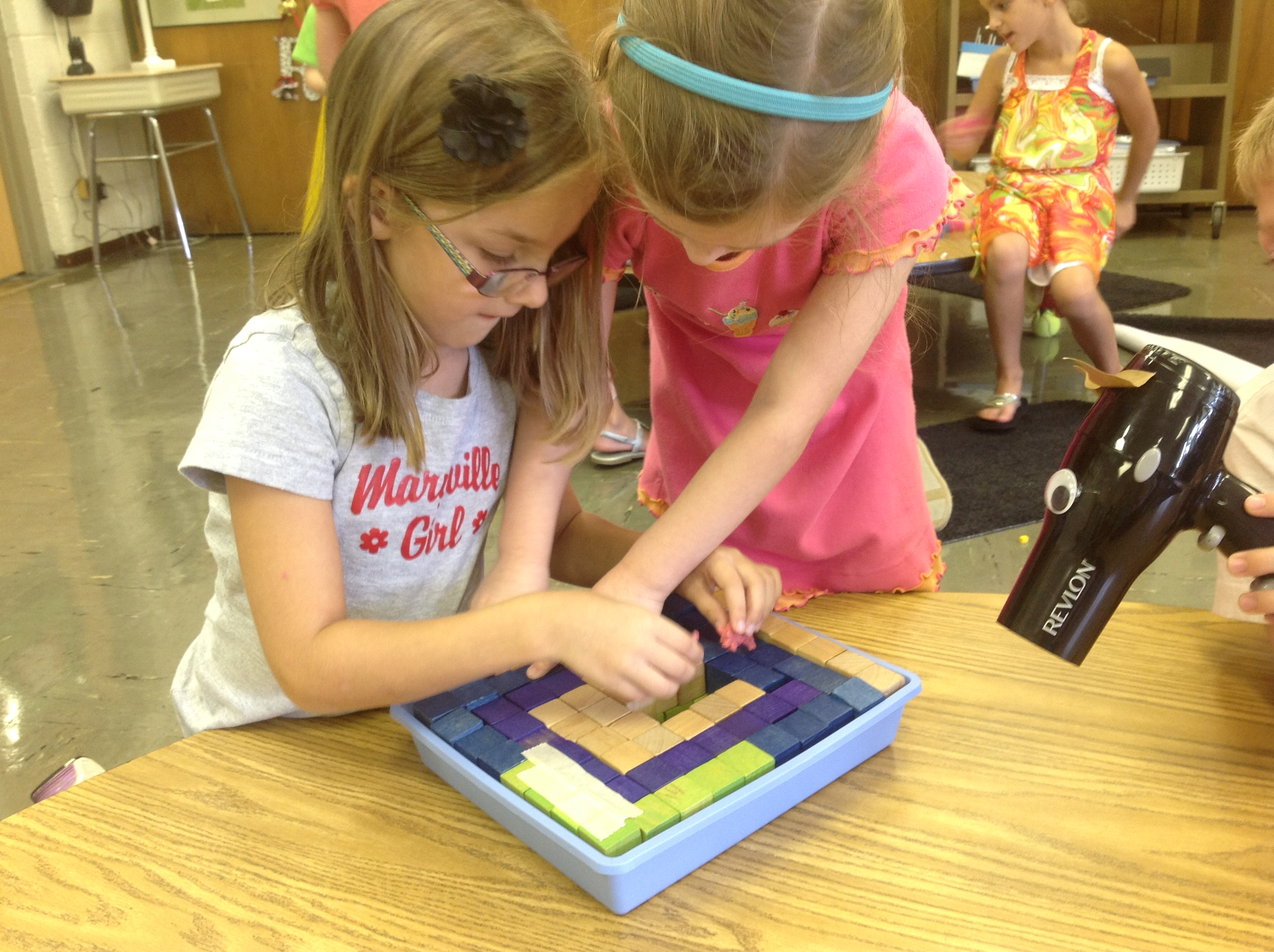 Miranda Reagan: Stem-Infusing the Elementary Classroom