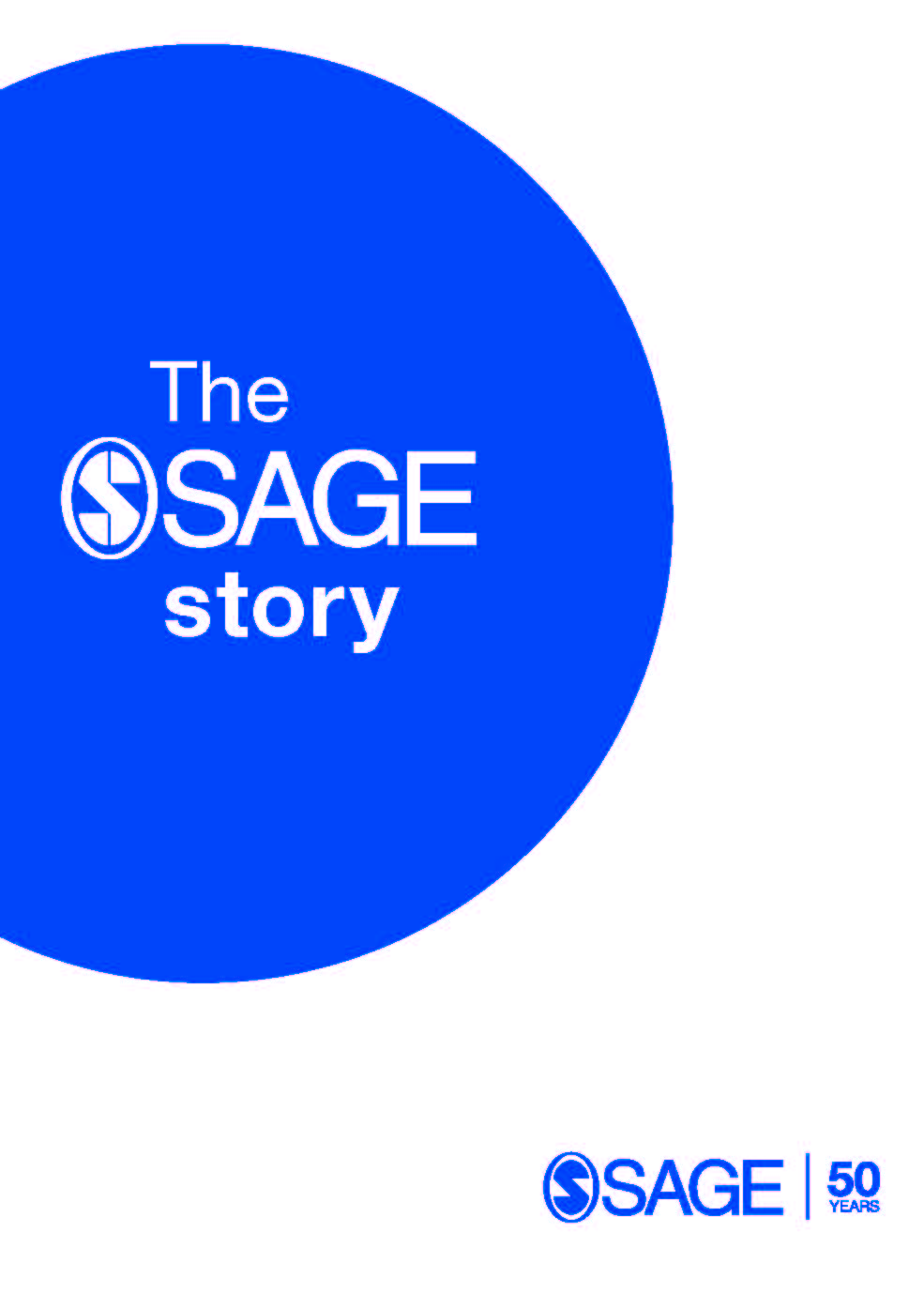 The SAGE Story