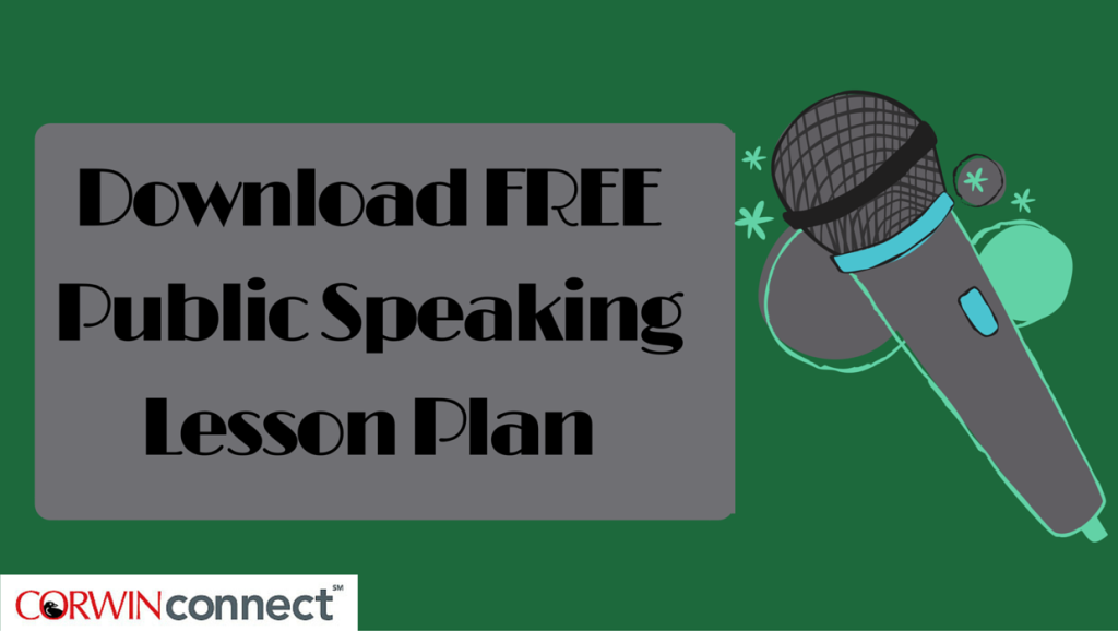 Public Speaking Lesson Plan (1)