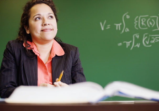 Teacher thinking in classroom