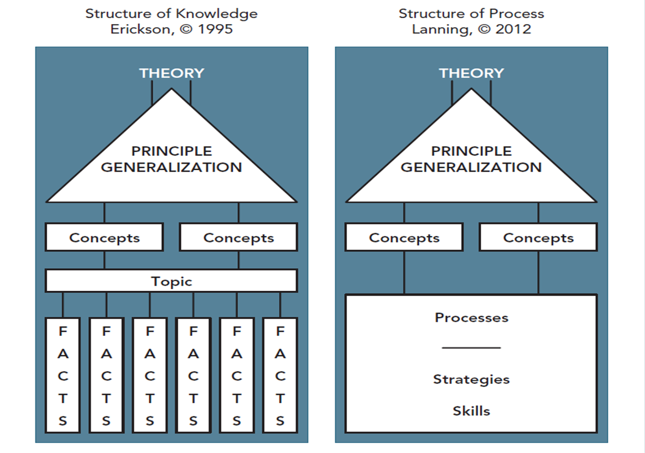 what you need to know about the structure of process